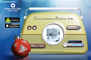 01.11.17 – Weihnachtsradio für diverse digris DAB-Inseln (www.dab-swiss.ch)
