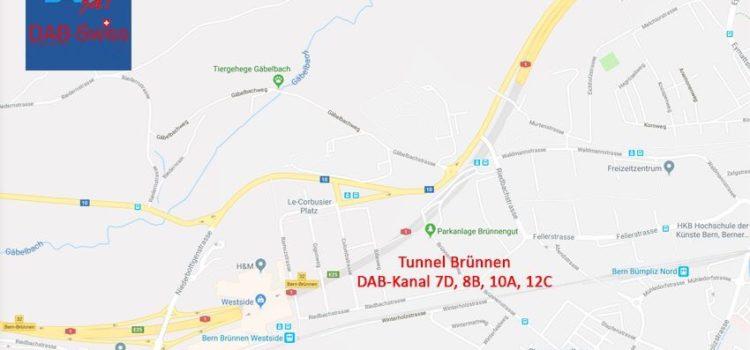 23.01.18 – A1-Strassentunnel in Bern mit DAB+ ausgestattet (www.dab-swiss.ch)