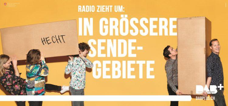 25.04.18 – Ausschreibung für Informationskampagne zu DAB+ (www.dab-swiss.ch)